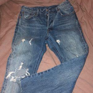 Levi's 501 jeans size 28